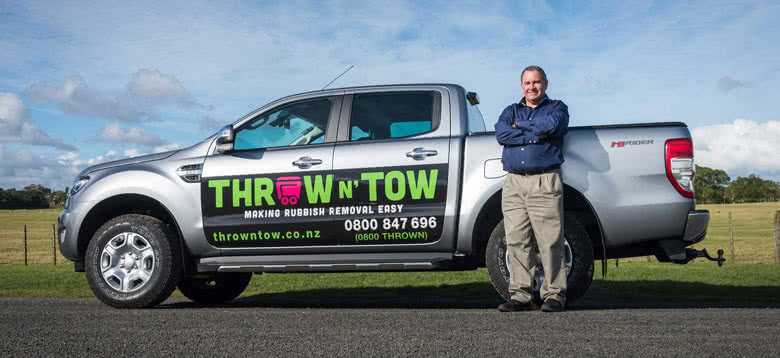 Auckland Junk Removal Company Owner