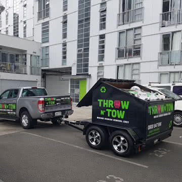 Rubbish Removal Auckland Tennant Rubbish