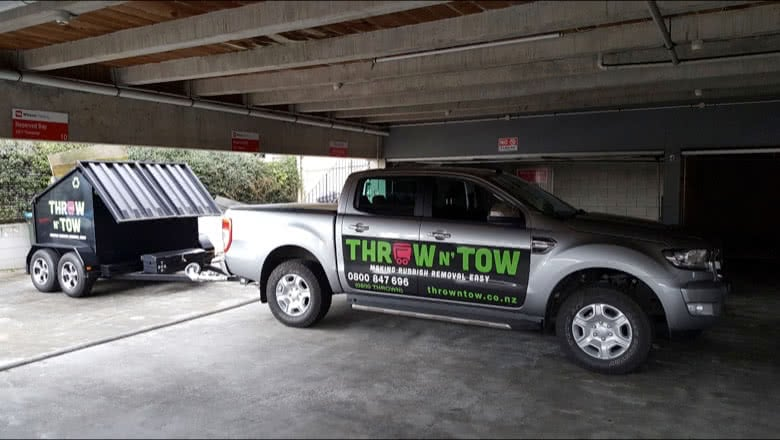 Business Rubbish Removal Auckland