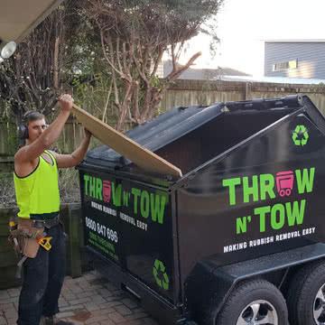 Junk Removal Auckland Labour