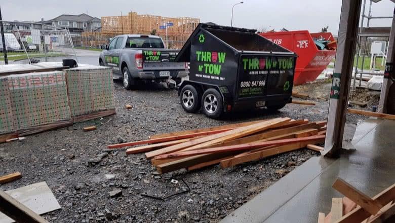junk removal north shore