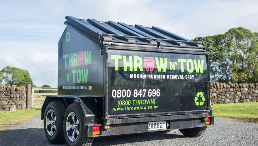 Auckland Junk Removal Skip Bins for Hire
