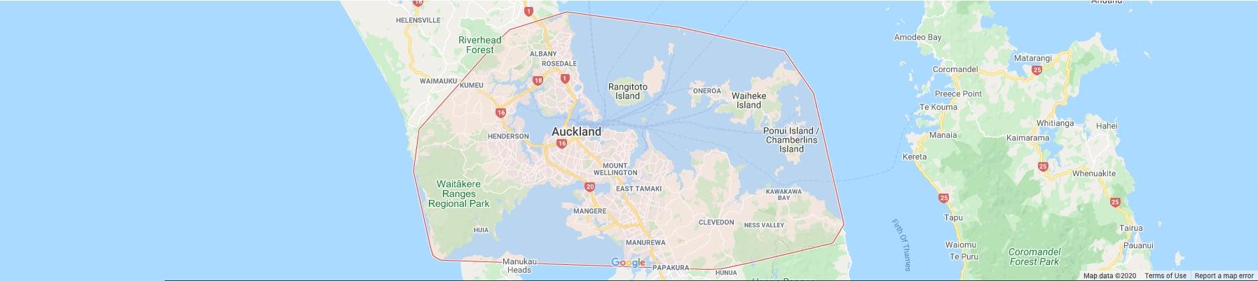 Bin Hire Service Area Auckland